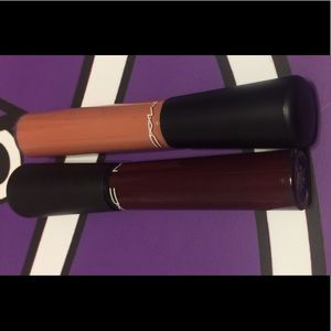 TWO Mineralized Lipglass from MAC Haute Dogs! NWOT for sale